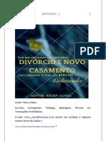 MicroEbook Divorcio e Novo Casamento RESUMO