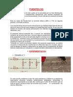 Fuentes Informe
