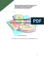 Plan Anual 2013-2014 Miguel Hidalgo Nuevo