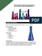 Reconocimiento de Productos de Tratamientos Capilares