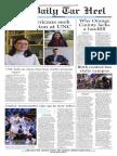 The Daily Tar Heel for Nov. 13, 2017