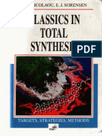 Classics in Total Synthesis - Nicolaou
