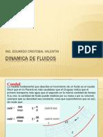 Dinamica de Fluidos Fisica 2