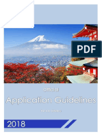JET Application Guidelines