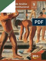 Boletim de Análise Político-Institucional 9 Jan.-Jun. 2016