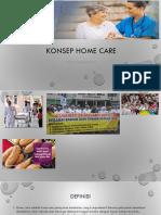 I Konsep Home Care