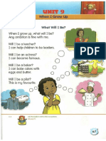 Y2 SK Textbook Unit 09 When I Grow Up