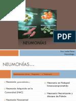 Neumonias.