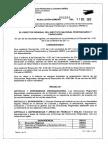 RESOL 5557 11DCB12 Funciones Regionales Drga Resol 6260