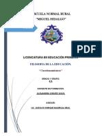 Tema 1, Preguntas. Alejandra Chávez