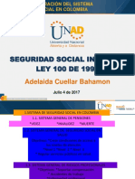 Ley 100 de 1993