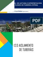 12.0 AISLAMIENTO DE TUBERÍAS.pptx