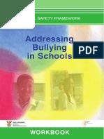 Bullying Workbook 2013