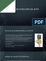 Sistema de Inyección de Auto Gas