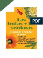 Frutas y Verduras (Terminado)