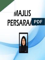 Majlis Persaraan Pk Hem