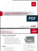 PVP6 Seminar in a Box Promotion