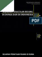 K5_Sejarah Penataan Ruang Di Indonesia