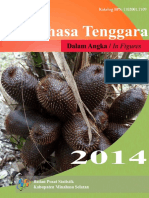 Minahasa Tenggara Dalam Angka 2014