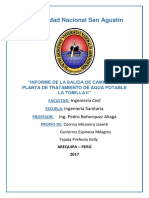 Informe La Tomilla II