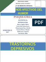 TRANSTORNO DEPRESIVOSs