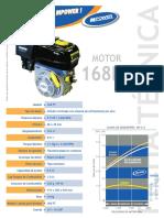 Motor 168 FT