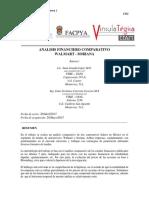 Analisis Financiero Soriana vs Wallmart SCJM