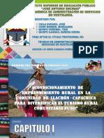 Proyecto Hospedaje Inti Pacha