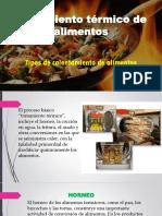 Tratamiento Térmico en Alimentos