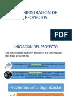 Cap. 3 Administración de Proyectos
