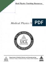 UCL Medical Physics Video SCRIPT