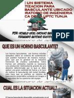 Expo Proyecto horno basculante