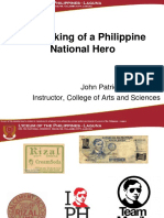 Lesson 1.2. Who Made Jose Rizal Our Foremost National Hero