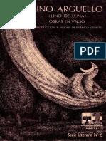 Obras en Versos Lino Arguello