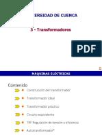 3 - Transformadores