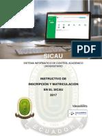 SICAU-Matriculacion