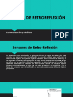 Sensores de Retroreflexión