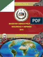 1 Primera Sesion Magister - Clase Geopolitica 2015