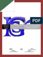 Analisis Del Diseño Curricular Judrisdiccional Del Segundo Ciclo