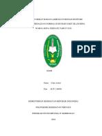Proposal Penelitian Rupture Perineum
