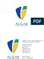 Presentacion Algar Seguros Ltda - Retemec