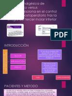 Diclofenaco vs Metilprednisolona
