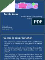 Textile Yarns LAXMAN
