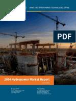 2014 Hydropower Market Report_20150424