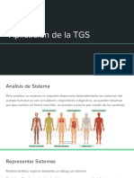 Aplicacion de La TGS