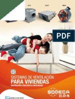 Catálogo Ventilación Viviendas 2010