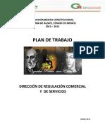 Plan de Trabajo 2013-1