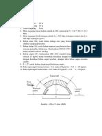 Perhitungan Pelat Dan Cangkang