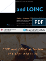 FHIR and LOINC