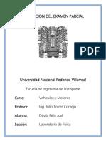 Vehiculos y Motores